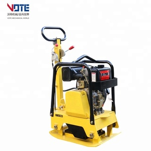 VTP-25C reversible hand held plate compactor vibratory compactor land compactor