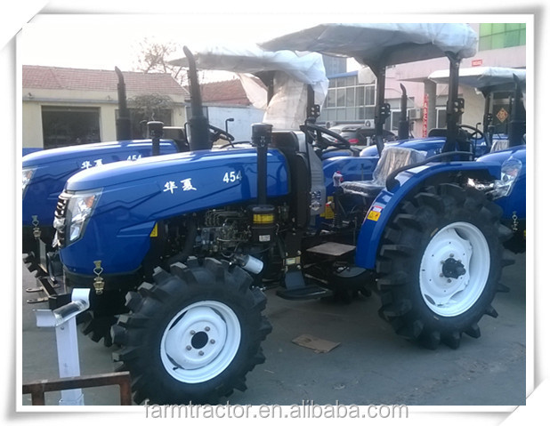 good quality and low price four wheel agriculture tractor price