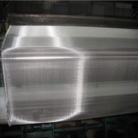 China supplier AISI 316 screen filter Stainless steel woven wire cloth