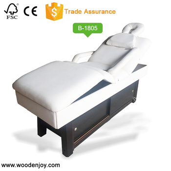 Electric massage bed Electrically adjustable backrest Highly adjustable B-1806T