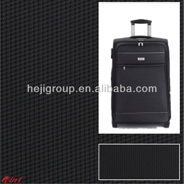 Main sale 360 denier poly luggage oxford fabric with pvc/pu coated