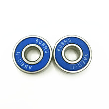 ceramic ball bearing 608zb 608RS inline roller skate bearings with free samples
