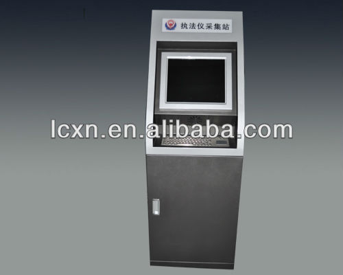 A Series Of Queuing Management System Ticket Dispenser