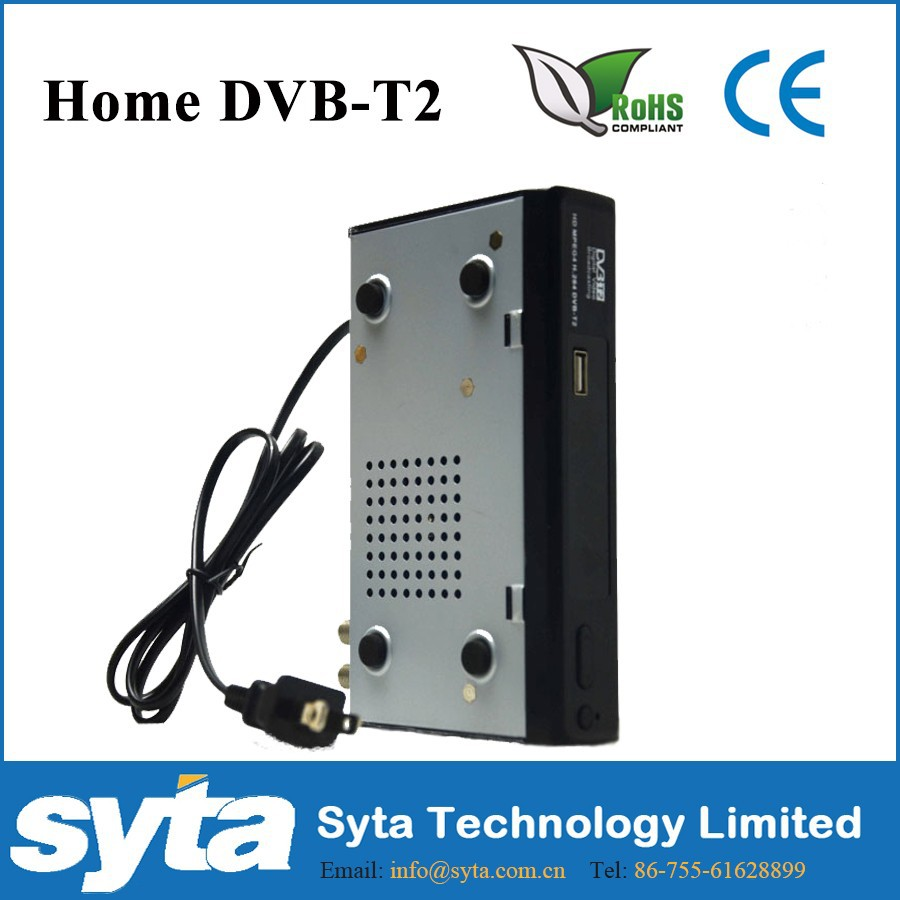 H.265 DVB-T2 HD <strong>Set</strong> <strong>Top</strong> <strong>Box</strong> with PVR function HD DVB-T2 <strong>SET</strong> <strong>TOP</strong> <strong>BOX</strong>