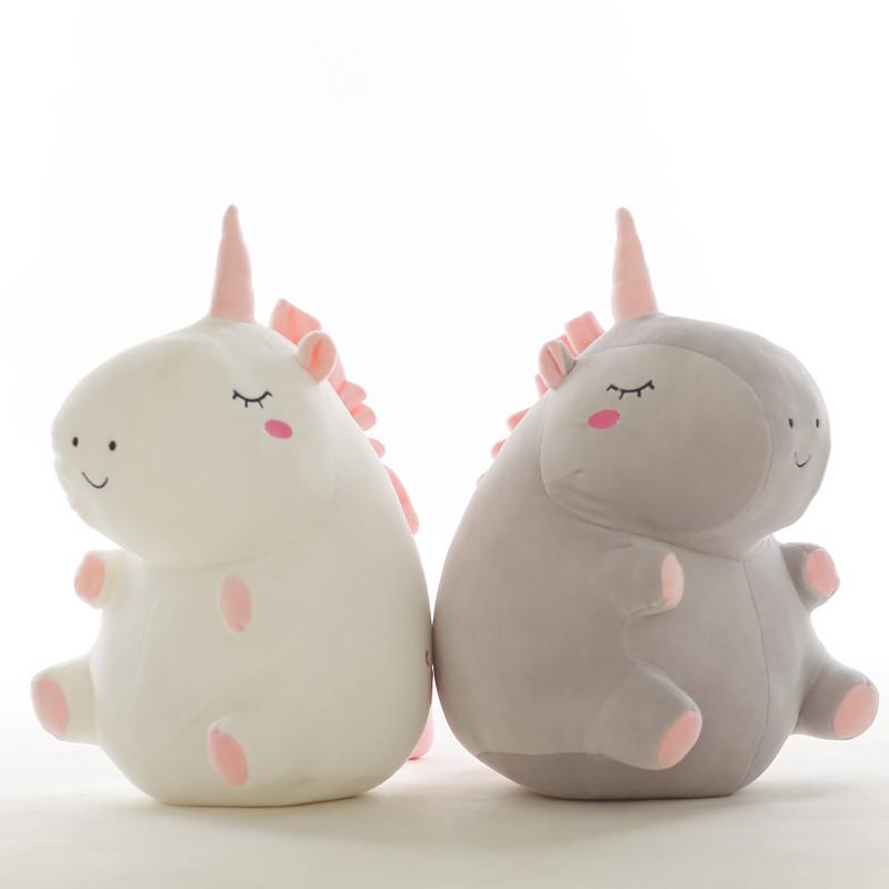 Ready To Shipขายส่งUnicorn Plush Soft Toy Unicorn Plushของเล่นสต็อก