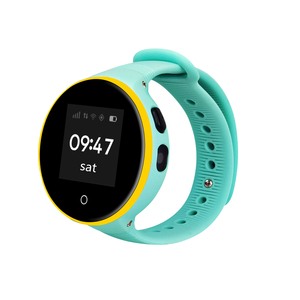 Smart Watch GPS Tracker With Microphone Kid's GPS Tracking Watch