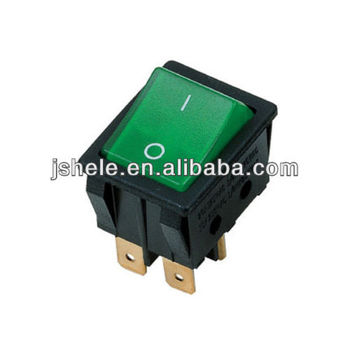 New Lamp On Off Switch Rocker 4 Terminal 2action 15 Amperenew Lamp On Off Switch Djr606 4215l Dwl Rocker 4 Te Buy Rocker Switch 125v 16a