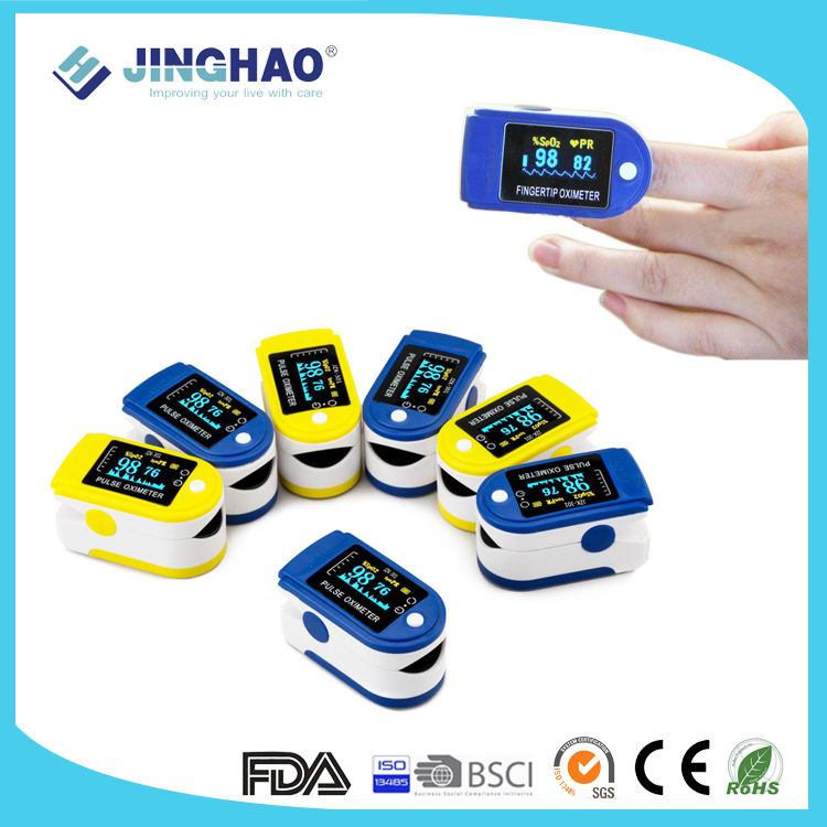 Small Size Battery Operate LED Screen Finger Pulse Oximeter Walmart