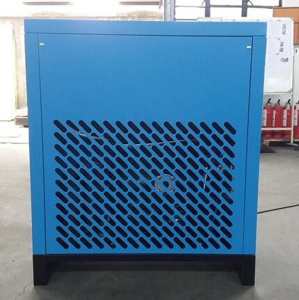 High Temperature Air-cooling Refrigerated Compressed Air Dryer