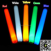 colorful cheering concert or party flashing light Multi-coloured giant led sponge stick