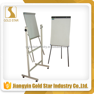 school notice tempered glass writing white board with low price