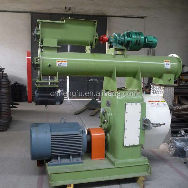 SZLH400 pig feed pellet press equipment