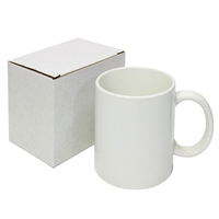 Popular Top Grade Ceramics White Blank Mug For Sublimation