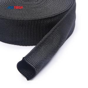 JDD Nylon tight woven protective braided sleeving