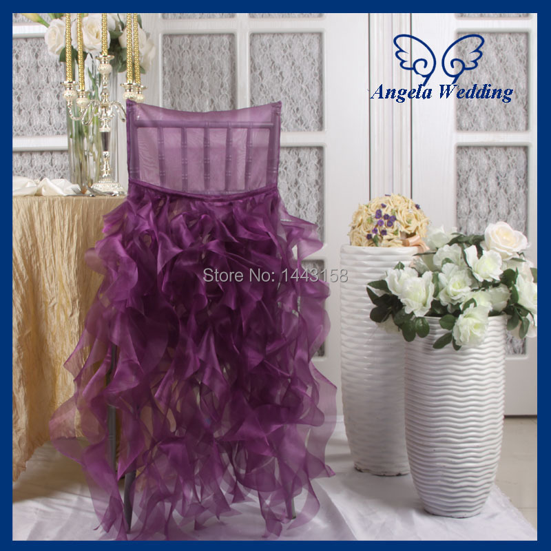 Popular Purple Chair Covers Buy Cheap Purple Chair Covers