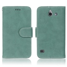 Mobile Accessories Flip Leather Case For Huawei Y550 Mobile Phone Case,High Quality for huawei