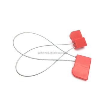 0cf38e467261 Monza 4qt uhf ABS plastic printed waterproof tamper proof security smart cable  zip tie rfid seal
