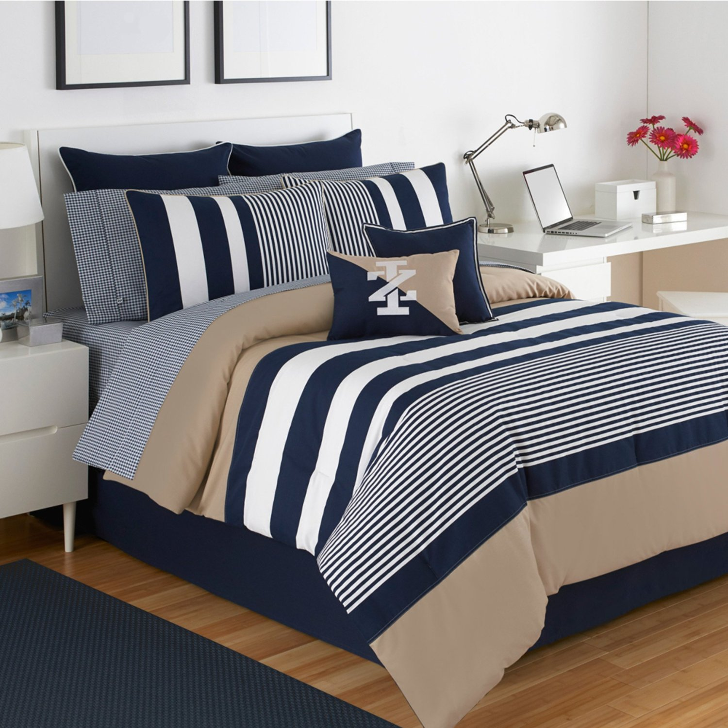 homes day peach and gardens size piece men comforter beach set queen king better sets sheets for bed download