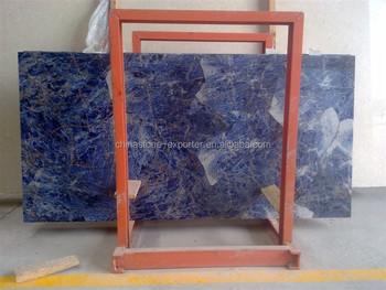 Sodalita brasile o baldosas de granito azul buy product on for Granito brasileno