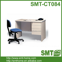 Cheap modern wooden white home office furniture