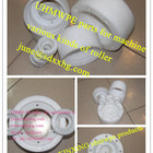 UHMW-PE parts / roller for machine/Good mechanical strength wear resistance MC slide block
