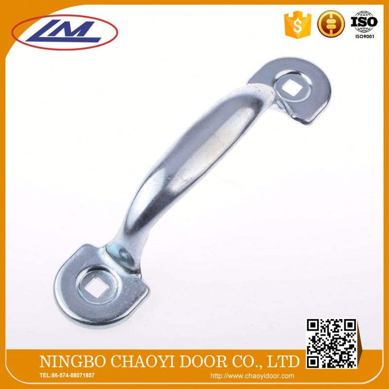 Customized factory supply plastic handle for garage door