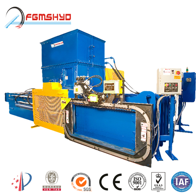made in China factory bale recycling <strong>equipment</strong>