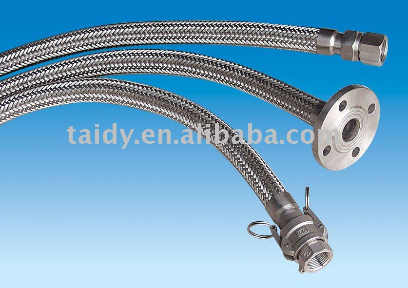 flange joint flexible hose