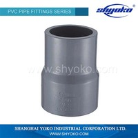 Custom high quality 4 inch pvc coupling