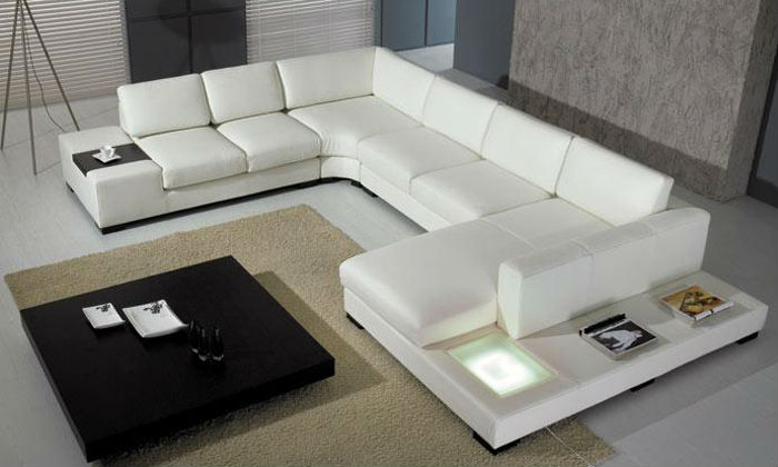 Stunning Divani Moderni In Pelle Design Pictures - Skilifts.us ...
