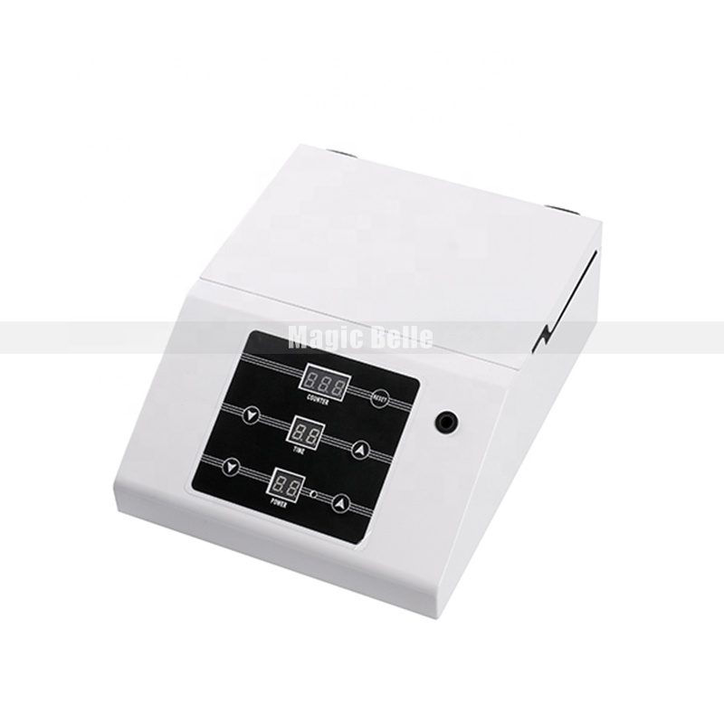 High performance insulated rf microneedle machine blackhead acne pores blocked beauty instrument with CE