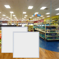 36W 60x60 Office Square Ceiling LED Panel light SMD4014
