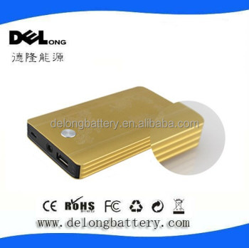 Micro usb phone charger 8000mah customize rohs powerbank