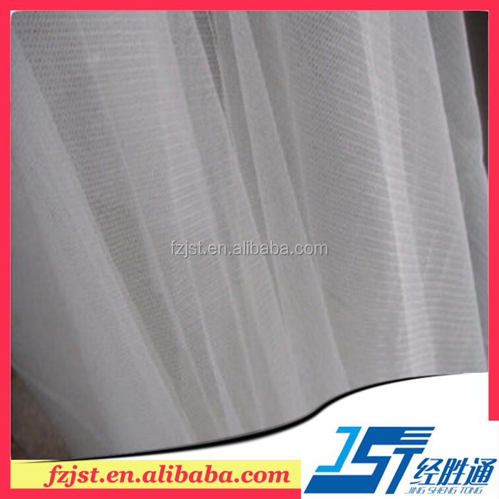 Micro bridal wedding Mesh Fabric voile net fabric for wedding decorate