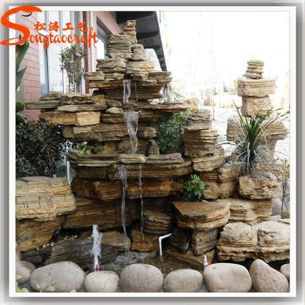 2015 chine ext rieure jardin ange fontaine d 39 eau jardin - Jardin fuente de piedra ...