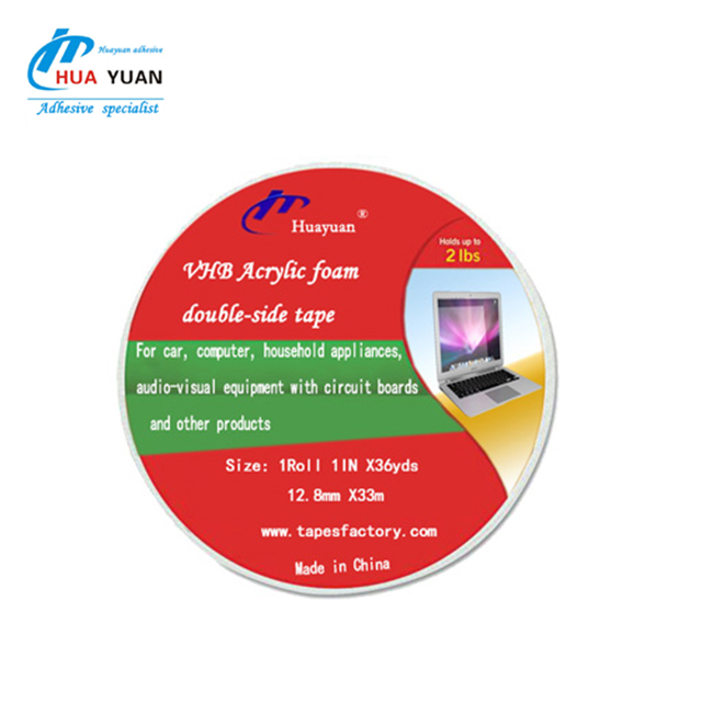 Super Strong Double-sided Transparent Clear Acrylic Foam Adhesive VHB Tape Multi-role Tape
