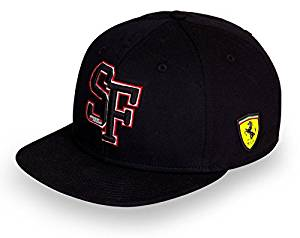 45efdc9efd45f Get Quotations · Ferrari Black