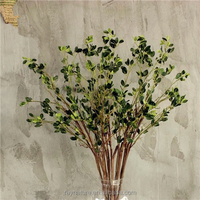 Good quality apple artificial oak tree branches and leaves