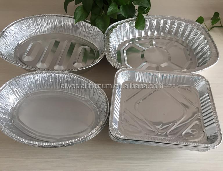 Aluminum Foil Turkey pan /baking trays
