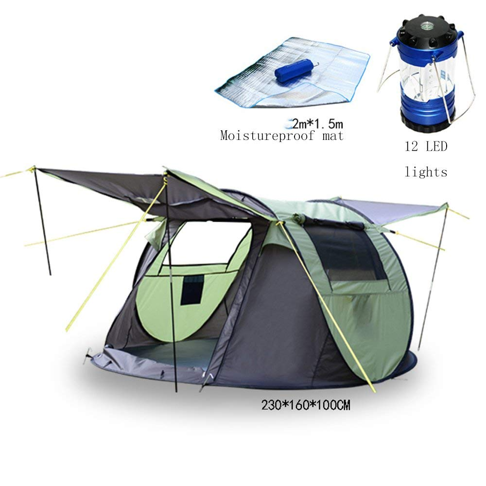 Get Quotations · LJHA zhangpeng Tent Automatic Rainproof 1 Second Speed Open Tent Outdoor Single Double C&ing Tent 1  sc 1 st  Alibaba.com & Cheap Tent 2 5 find Tent 2 5 deals on line at Alibaba.com