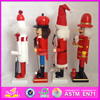 2015 Nutcracker Wooden Nutcracker ,Promotional colorful wooden baby doll toy W02A060
