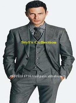 aa5d8e1154 Thailand Single Breasted Wool Cashmere Suit For Men - Buy Wool Cashmere  Suits,Men's Suit,Elegant Men Suits Product on Alibaba.com