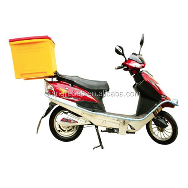 KJB-W01 HOT FOOD TRANSPORTATION BOXES, INSULATED BOX, SCOOTER FOOD DELIVERY BOX