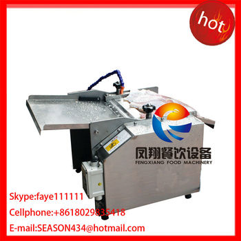 Fish skinner fish skin removal machine fish skinning for Skin it fish skinner
