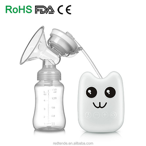 Comfortable electric breast pump for baby milk nipple safe breastfeeding pumps