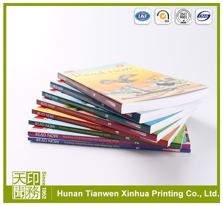 Softcover university textbooks