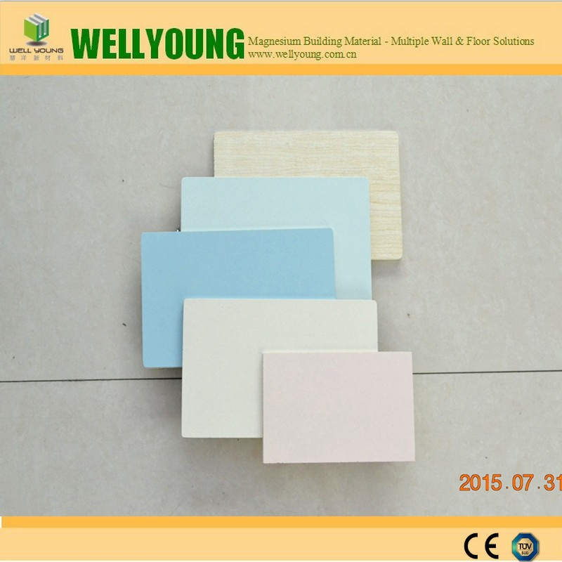 high pressure laminate mgo board for modern wall decor