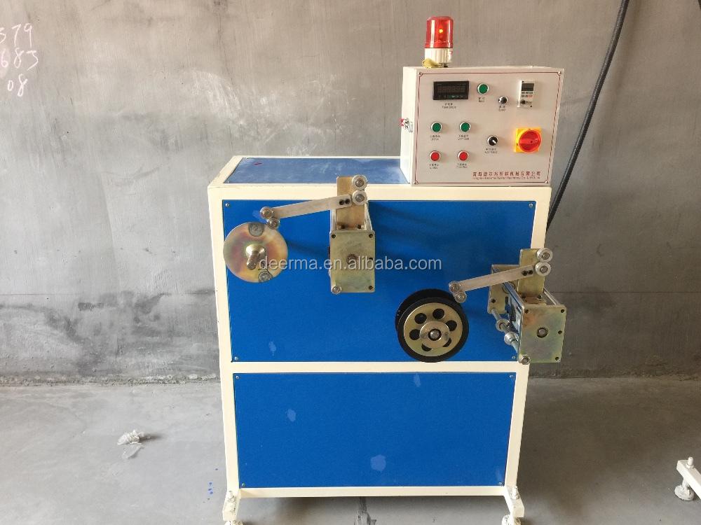 plastic extruding machine