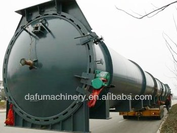 Industrial Autoclave For Wood Food Brick Buy Autoclave