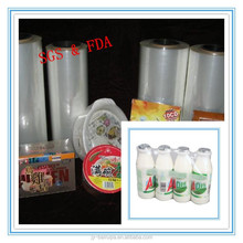 single layer pof heat shrink wrap film for packing